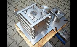 Obrábění přesných dílů na CNC strojích - OSPOL TECH s.r.o.