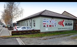 Prodejna stavebních materiálů - Podivín