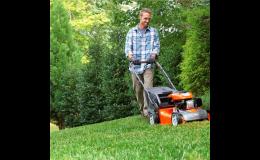 Prodej značkové zahradní techniky - Zahradní technika - Robert Bílka