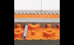 Potěrová deska teplovodního podlahového vytápění Schlüter®-BEKOTEC-THERM