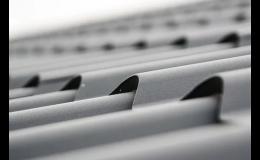 Pokládka plechové střešní krytiny - TOM střechy Zlínsko