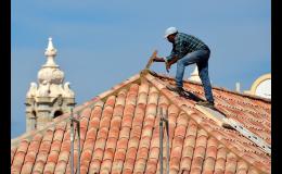 Opravy a rekonstrukce střech - TOM střechy Zlínský kraj
