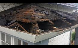 TOM střechy nabízí rekonstrukce starých střech