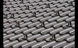 Pokládka nové střešní krytiny - TOM střechy