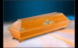 Zajištění kremační služeb, výběr rakve, zpopelnění zesnulého