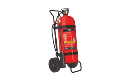 Plnění hasicích přístrojů plynem CO2