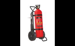 Revize a servis všech typů hasicích přístrojů