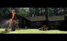 Lesní technika - prodej a servis Napajedla Zlínský kraj