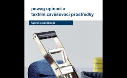 Textilní upínací a zavěšovací prostředky Pewag