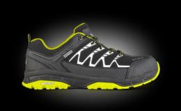 Komfortní pracovní obuv