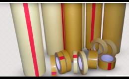 Lepicí pásky oboustranné k lepení podlahových krytin - Zlín