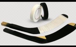 Lepicí pásky textilní jednostranné k ochraně sportovních potřeb
