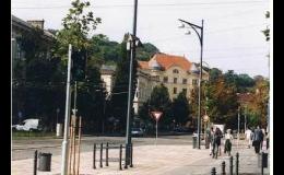Výroba osvětlovacích stožárů - FORELV s.r.o. Prostějov