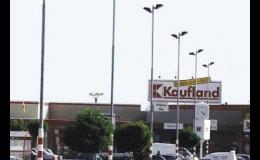 Výroba a prodej stožárů pro veřejné osvětlení