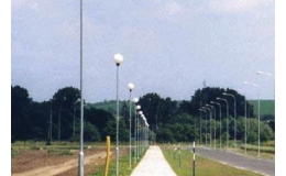 Stožáry dálniční, uliční, silniční, přechodové