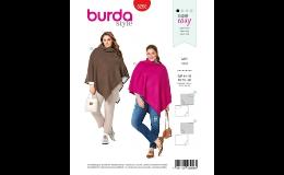 Módní střihy Burda v e-shopu i na prodejně Praha 10