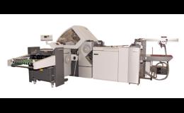 Automaticky kombinovaný a elektronicky řízený skládací stroj