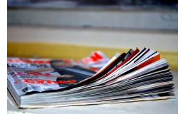 Ofsetový tisk časopisů, kalendářů, brožur, letáků