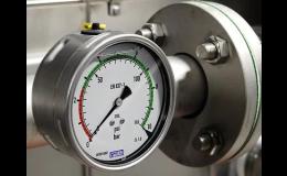 Manometry, teploměry, průtokoměry, termostaty - Thermoquell CZ