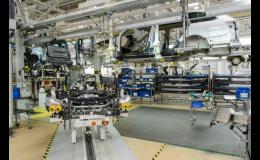 Montážní systémy - výroba, programování, uvedení do provozu
