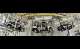 Dopravní technika na klíč v Chropyňské strojírně