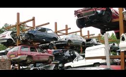 Výkup a ekologická likvidace autovraků