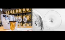 Potisk skleniček na víno, sekt, džbánů, karaf - STILLUS s.r.o.