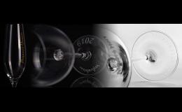 Tamponový potisk skleniček, džbánků a karaf