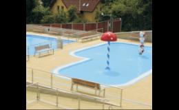 Hydroizolace bazénů, teras, balkonů - Zlín