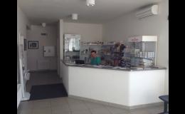 Recepce Veterinární ordinace MVDr. Radomír Mlejnský