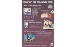 Antiparazitika pro psy, kočky, zvířata - Veterina Mlejnský