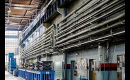 Klimatizační rozvody průmyslových provozů - MIVOTOP s.r.o.