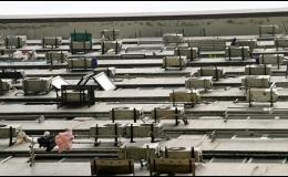 Montáž a servis klimatizací a chladicích zařízení