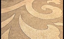 Designově rozmanité terrazzo podlahy