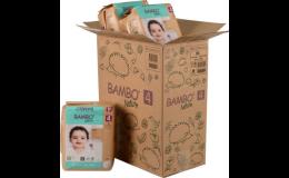 Ekologická dětská kosmetika Bambo Nature pro citlivou pokožku