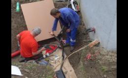 Stavební a montážní práce dle harmonogramu