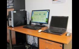 Programátorská činnost a vypracování řídicích programů