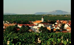Velké Pavlovice lákají krajinou i komforním ubytováním