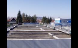 Rekonstrukce a výstavba nových čističek odpadních vod