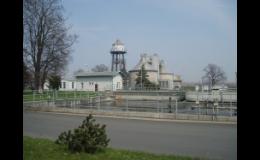 ČOV a kanalizační čerpací stanice - PROSPECT ENERGO a.s.