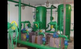 Ćerpací stanice a distribuce pitné vody - PROSPECT ENERGO a.s.