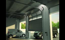 Pohony NICE pro garážová vrata - PERFECT DOOR