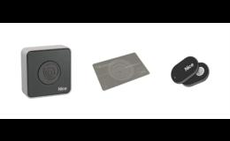 Čtečky karet a čipů - prvotřídní příslušenství garážových vrat