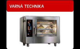 Varná a stolní varná technika, kuchyňské přístroje, zařízení na přepravu jídel