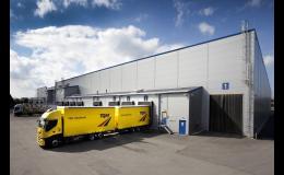 Komplexní logistické a skladovací služby TQM - holding s.r.o. Ostrava