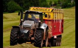 Zemědělská technika Pöttinger od firmy SYNPRO, s.r.o.