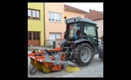 Zemědělský traktor Lamborghini dodává SYNPRO, s.r.o.