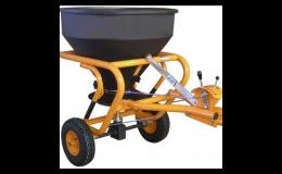 Příslušenství zahradních traktorů SECO - tažené rozmetadlo