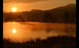 Vodohospodářské stavby, odbahňování rybníků, krajinné inženýrství