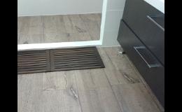 Rekonstrukce koupelen - Interiéry Danko Znojmo